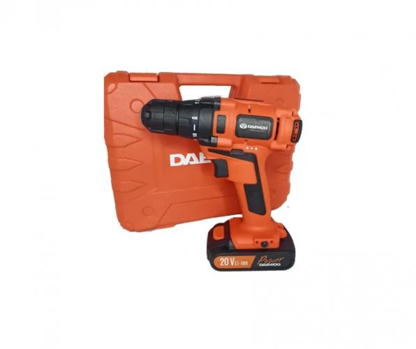 Taladro de impacto a batería DACD1580 Daewoo