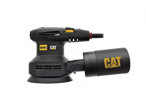 Lijadora Roto Orbital 400w Cat Caterpillar Catdx461