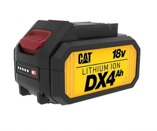 Batería Litio 4 Ampares 18 V  CATDXB4 Caterpillar - CAT