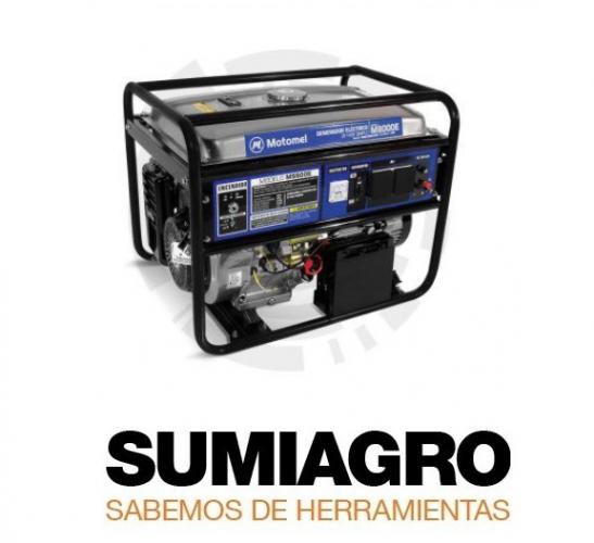 Conversor a Gas M6500E / M8000E -