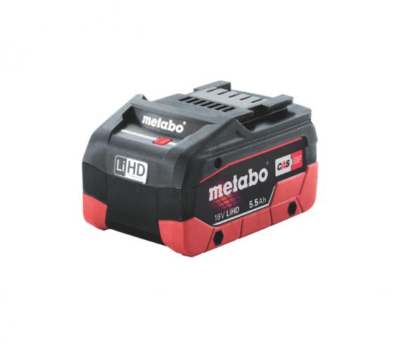 Batería Metabo LiHD 18v - 5,5Ah (625368000)