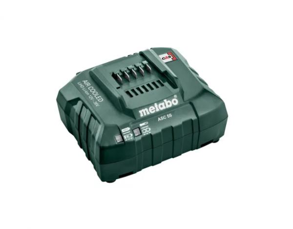 Cargador Rapido Metabo ASC 55-36V 230V (627044000)