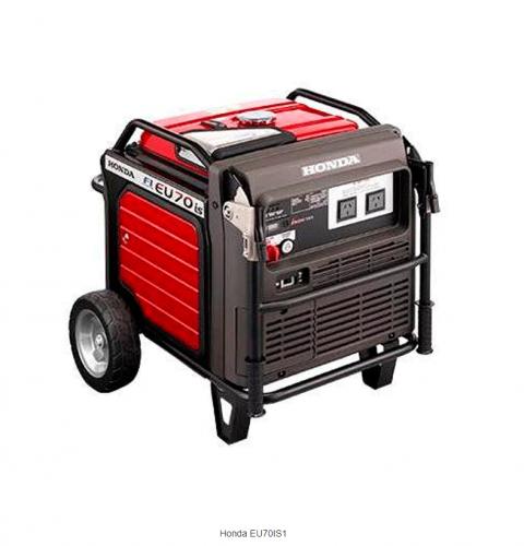 Generador Invertir insonorizado monofásico - EU70IS1 Honda
