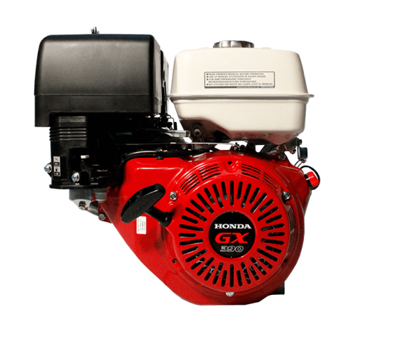 Motor estacionario 13HP GX390H1 QX   Honda